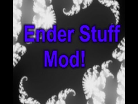 Minecraft Ender STUFF! Mod Review!!! [1.5]