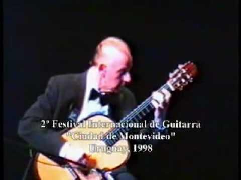 Moreno Torroba - Preámbulo - Oliveras - Abel Carlevaro