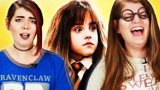 Harry Potter Fans Read Crazy Harry Potter Fanfiction