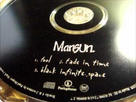 Mansun. - fade in time