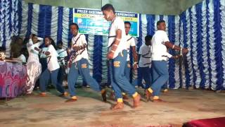 HIPHOP DANCE WITH HINDI SONG