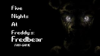 NO COMMENTARY Five Nights at Fredbear
