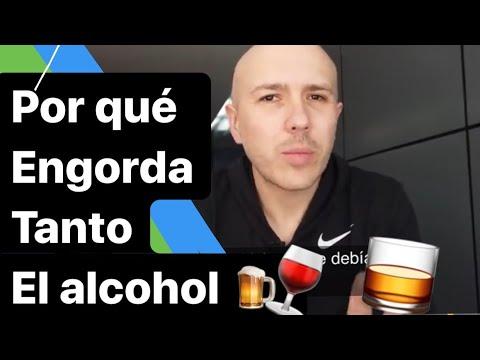 Cómo el ALCOHOL engorda? - Dr Carlos Jaramillo