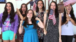 Cimorelli Mystery Guest and Made in America EP announcement!!!