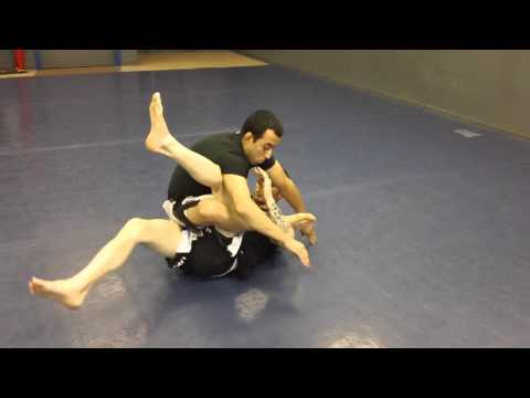 No Gi Half Guard Sweep Image 1