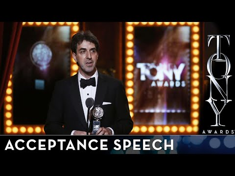 2014 Tony Awards - Jason Robert Brown - Best Orchestrations