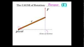 Rotation Dynamics Part 1
