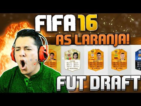 VEIO UM MONTE DE MOTM!!!!  FIFA 16 FUT DRAFT!!