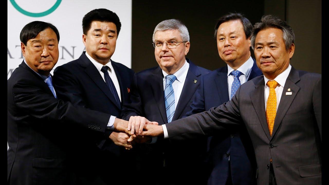 North Korea's Winter Games involvement confirmed