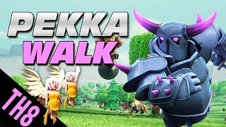 TH8 PEKKA Walk - It