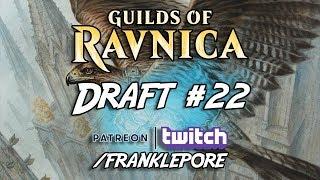 (Magic Online) Guilds of Ravnica Draft #22 - 10/18/18