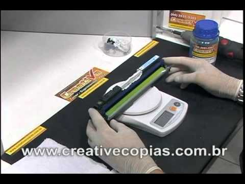 Video Recarga Toner HP Colorido CE310A. CE311A. CE312A. CE313A. HP CP1025