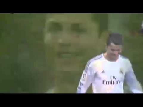 Cristiano Ronaldo reaction to red card Athletic Bilbao vs Real Madrid, 02/02/2014 - [HD]