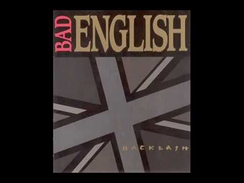 Bad English - Savage Blue