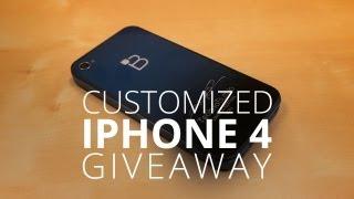 Custom iPhone Giveaway! (International)