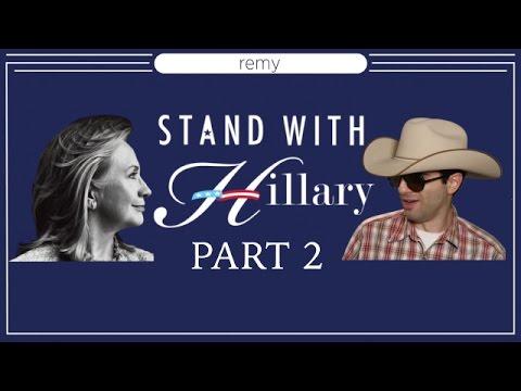 STAND WITH HILLARY: PART 2 (Arkansas Badonkadonk)