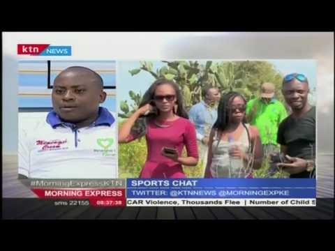 Sports Chat: Motorsport Rallying in Kenya, 20th June 2016