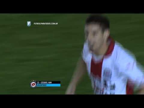 Triunfo agónico y a la punta: San Lorenzo ganó sobre la hora y sigue arriba