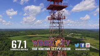 """WBBZ-TV Station ID - """"The Tower"""""""