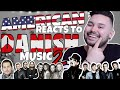 American REACTS  Danish Music 2