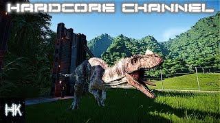 Jurassic World Evolution - прохождение =1= Эра динозавров
