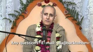 2011.10.15. SB 5.5.2 Lecture HG Sankarshan Das Adhikari - Kaliningrad, Russia