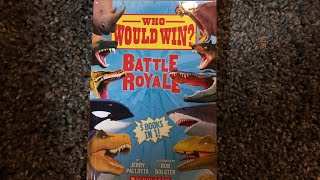 Who would win? - BATTLE ROYALE Winners Revealed!
