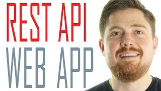 Using REST APIs in a web application | Quick PHP Tutorial