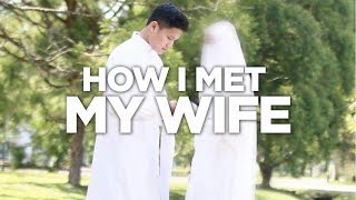 How Aiman Banna Met His Wife...?  from AB Studios