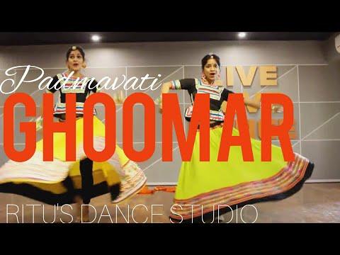 download lagu Ghoomar Padmavatichoreogrphy Bollywood Ritu`s Dance Studio Surat. gratis