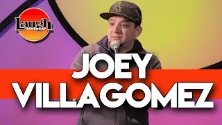 Joey Villagomez   Magic Apples   Laugh Factory Chicago Stand Up Comedy