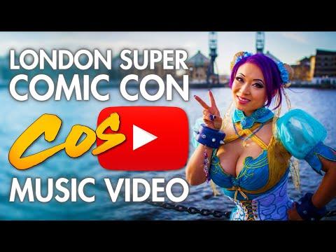 London Super Comic Con LSCC 2014 - Cosplay Music V.mp3