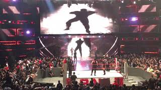 Bobby Lashley Entrance & Match Finish 8-20-18