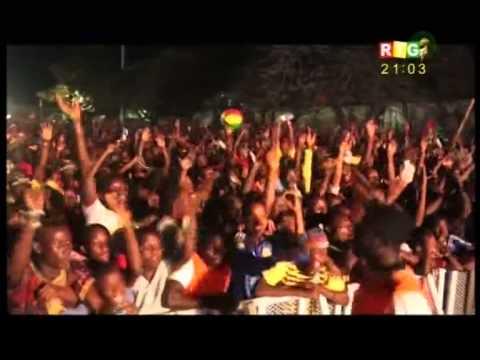 Gouverneur de Conakry sensible les populations à la veille du match guinée/mali