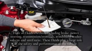 A To Z Auto Repair - Preventive Maintenance