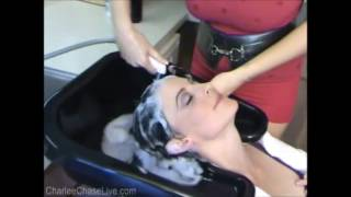 Backward Shampooing