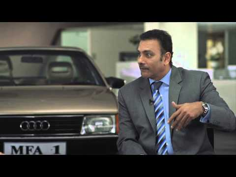Audi Time with Ravi Shastri
