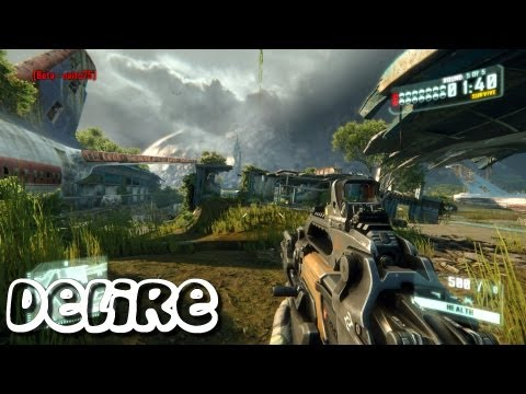 (Video-Delire) Crysis 3 Multi