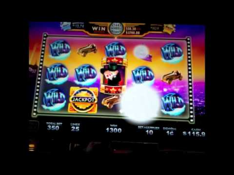 HUGE WIN TONS OF WILDS SUPER MONOPOLY SLOT