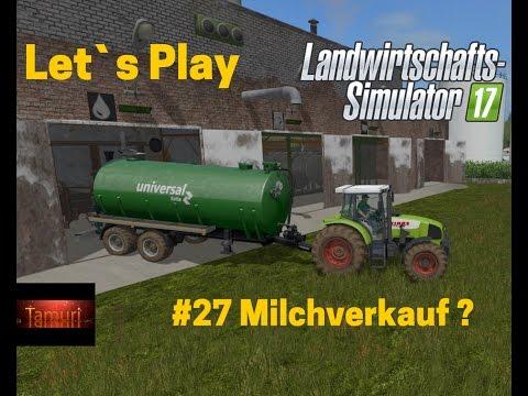 LS17 Winterberg Tiere und mehr Let`s Play #27 Milchverkauf ?