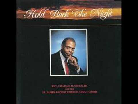 Rev. Charles Nicks & The St. James Adult Choir - O Give Thanks
