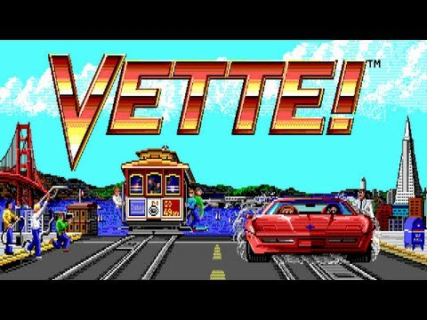 LGR - Vette! - DOS PC Game Review