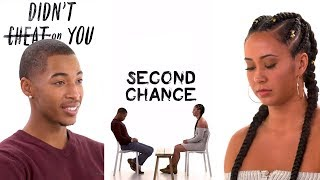 Crazy Bae Alysha hires someone to trap boyfriend - Second chance snapchat
