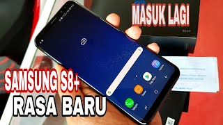 Unboxing Samsung 8+ Second Rasa Baru Resmi Sein