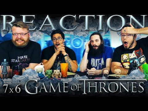 Game Of Thrones 7x6 Reaction Beyond Wall