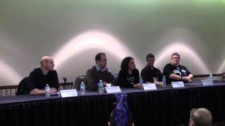 Edmonton Expo 2012_ How to Get a Video Game Job Panel