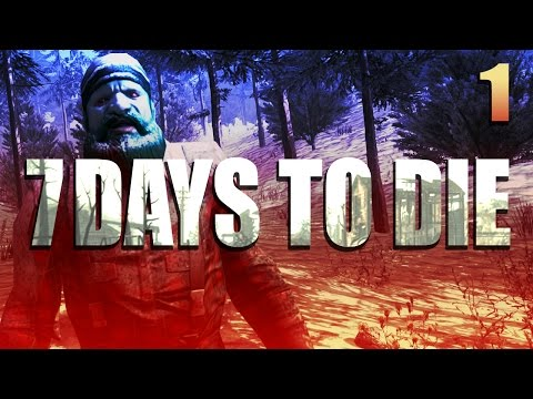 7 Days to Die: Meaty's Survival Story #1
