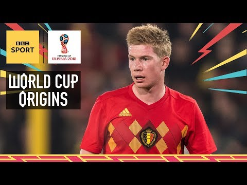 World Cup 2018: The Making Of Belgium's Kevin De Bruyne - World Cup Origins - BBC Sport