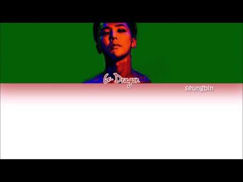 G DRAGON   SUPER STAR Lyrics Han Rom Eng   by Seungbin   YouTube