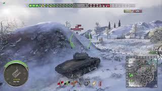 World of Tanks Xbox one Strv m/42-57 Alt A.2 4 Kills